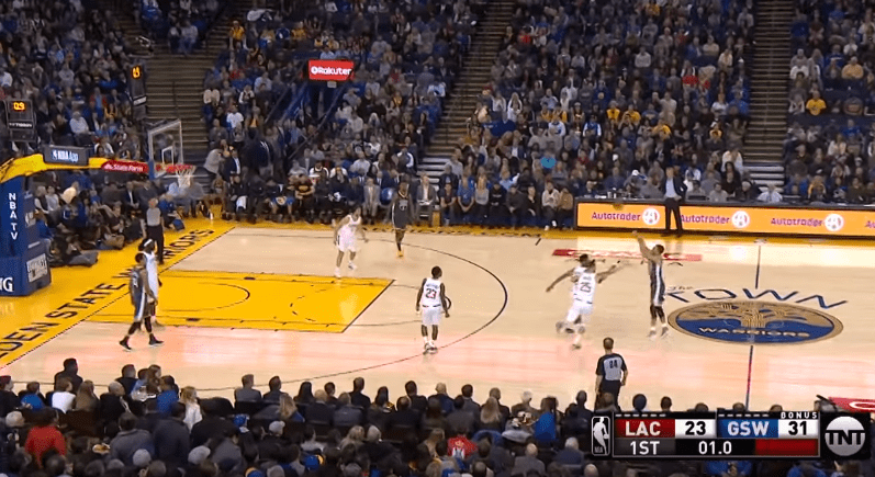 Top 10 : Stephen Curry est un sorcier
