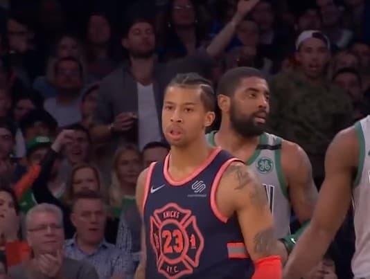 42 points pour Trey Burke mais la défaite pour les Knicks