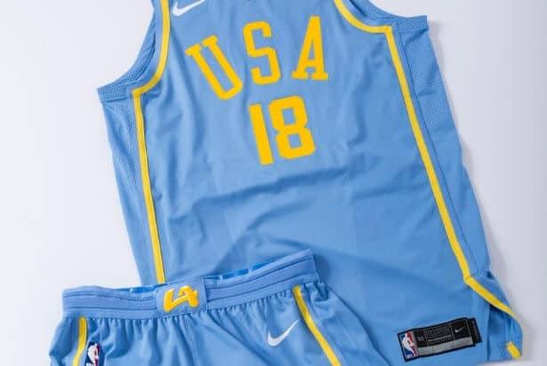 Rising Stars Challenge : des maillots «vintage» des Lakers et des Clippers