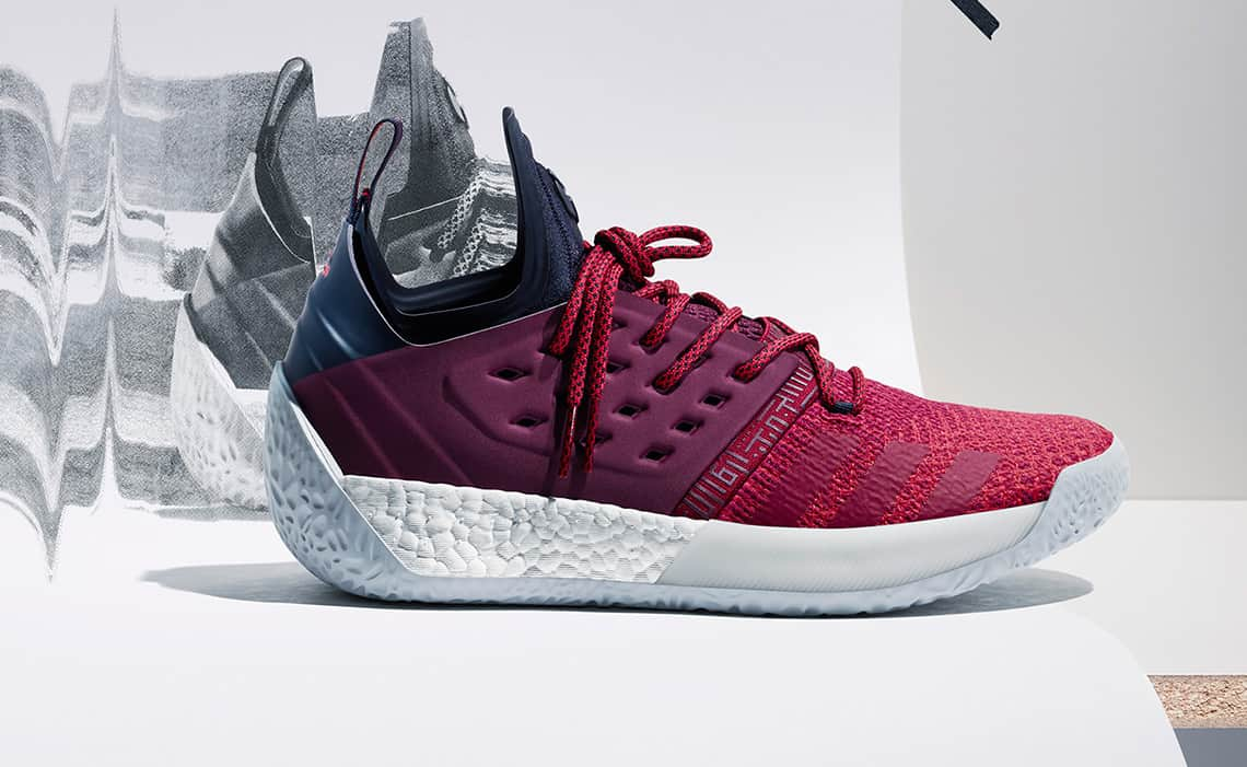 James Adidas Induriscono Vol 2 9Oth0Yy