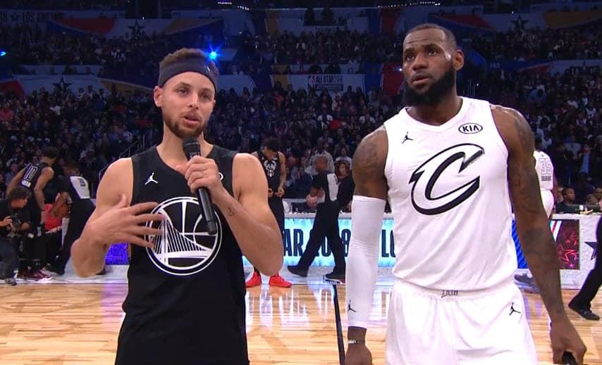All-Star Game 2018 : Défense, intro ratée et LeBron royal