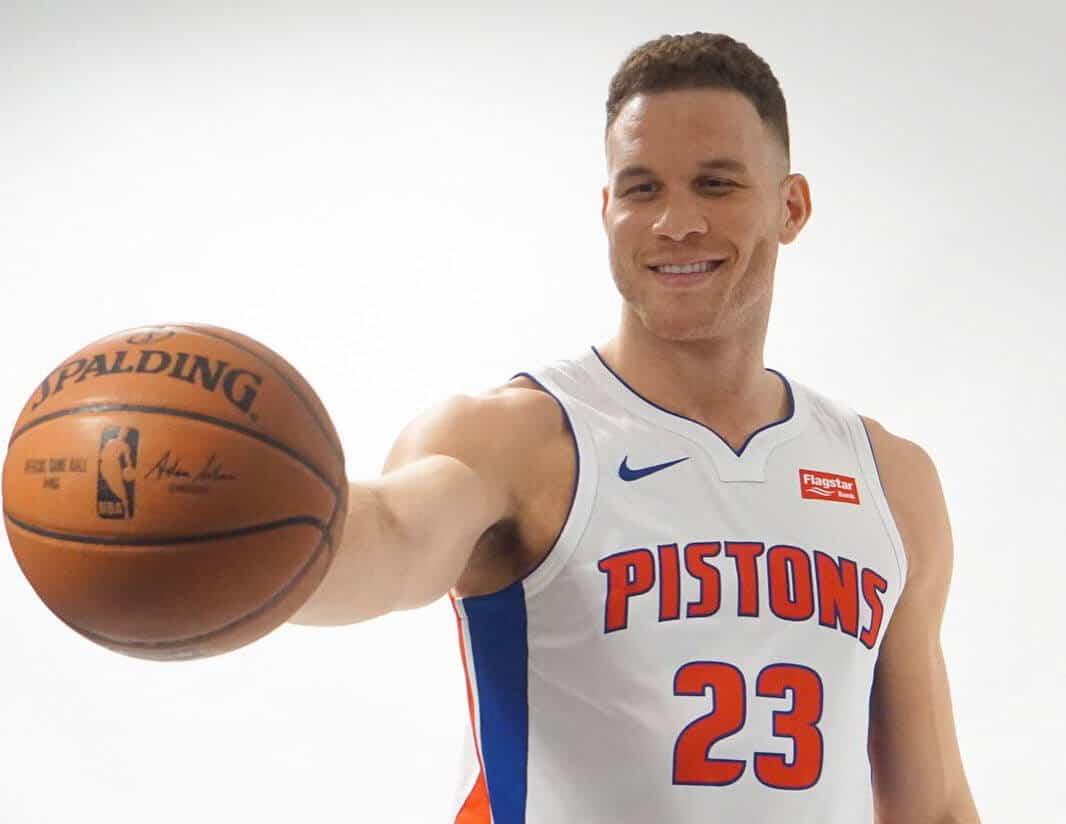 Blake Griffin content d'avoir été transféré aux Pistons