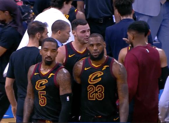 Les Cavs et LeBron impressionnent contre Oklahoma City (VF) — NBA
