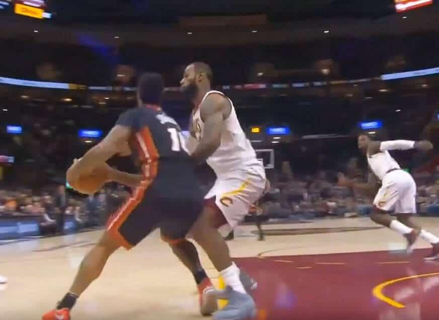 LeBron James et sa défense sauvent les Cavs contre Miami