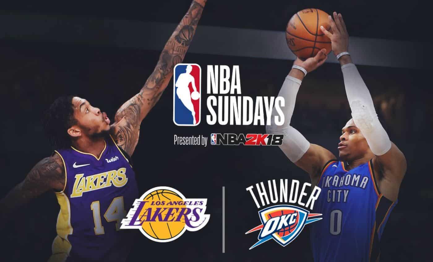 NBA Sunday : L.A. pour réveiller le Thunder ?