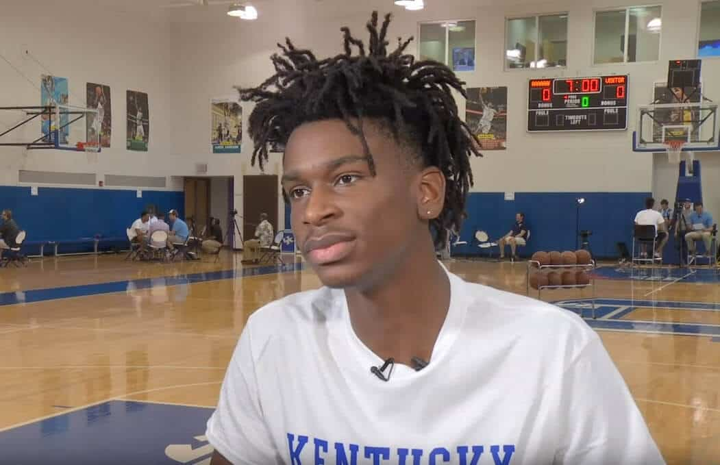 Shai Gilgeous-Alexander, le best kept secret de Kentucky
