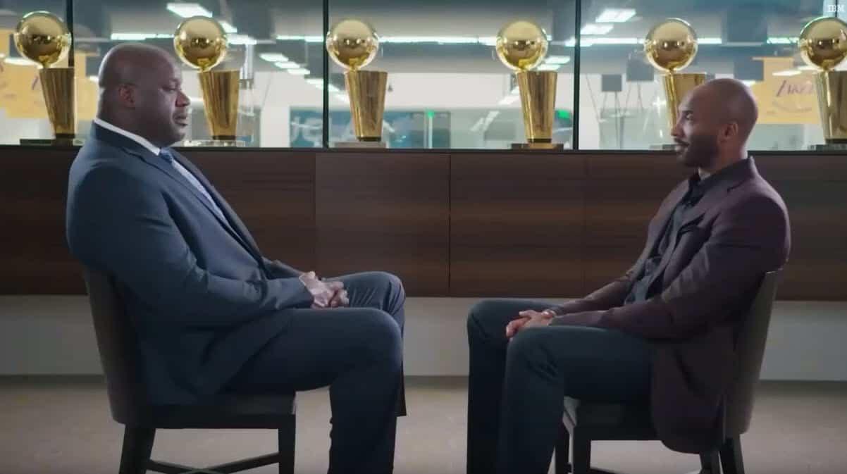 Shaq-Kobe : fight, respect et cul à l'air, le meilleur de leur face à face