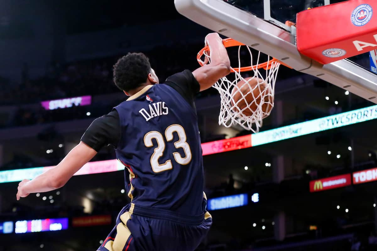 Anthony Davis, le rêve des Warriors