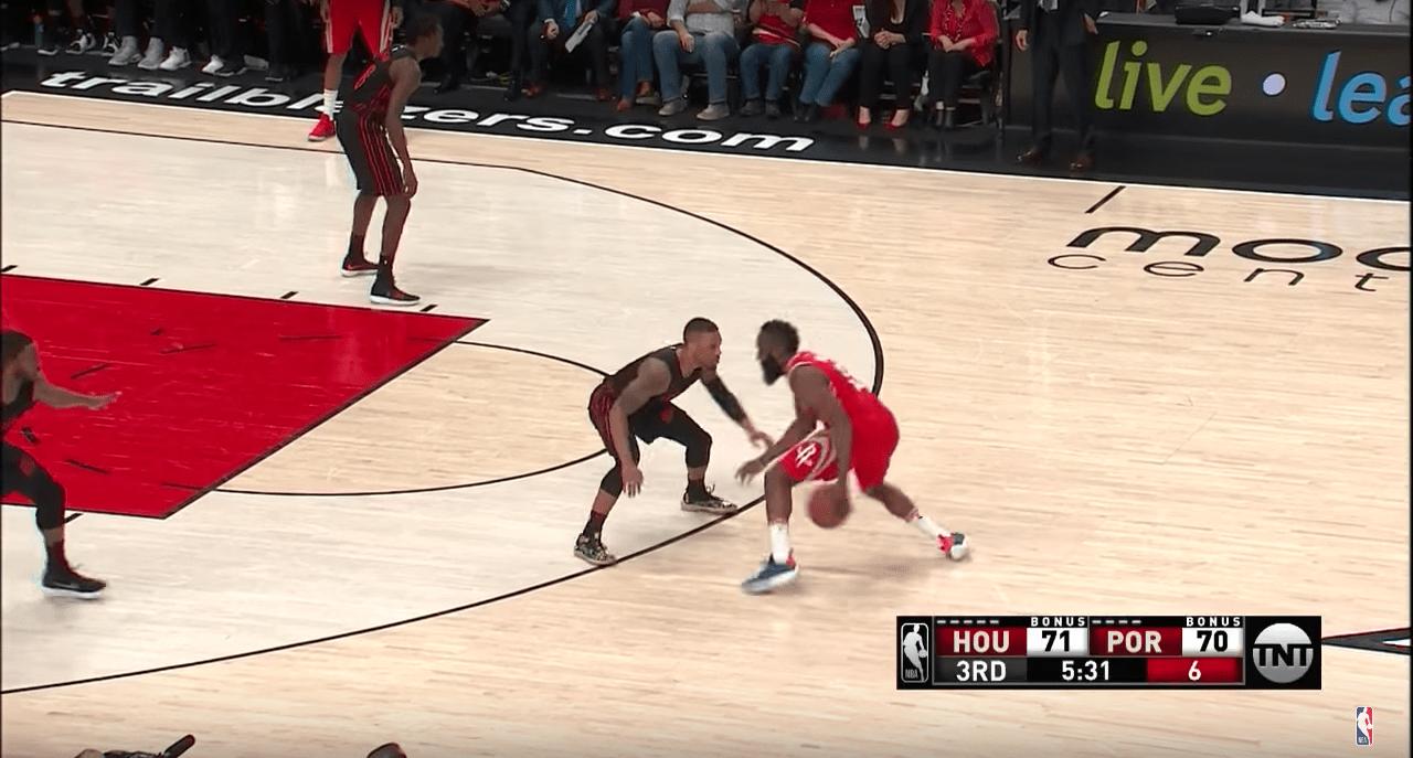 Bonjour le MVP : James Harden impose sa loi à Portland
