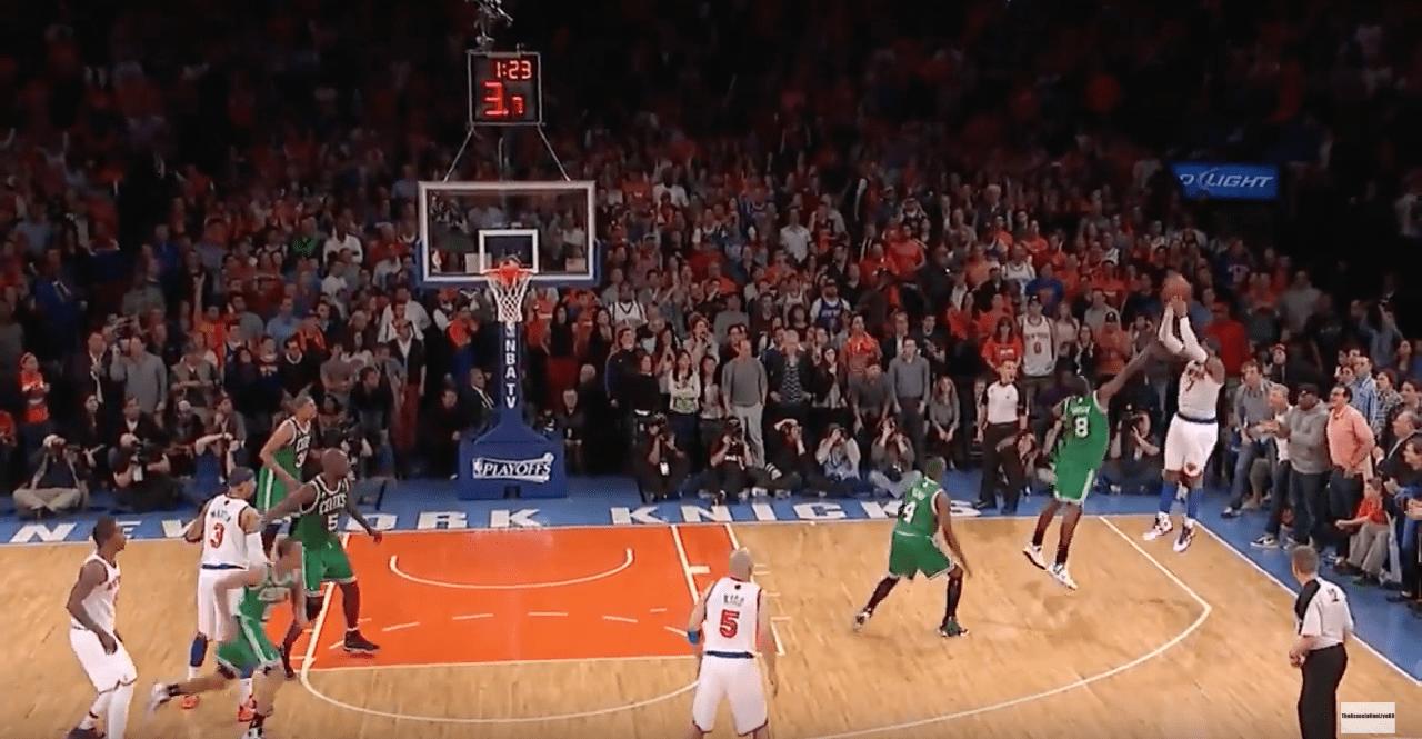 Good Ol'Dayz : quand Carmelo Anthony écrasait Boston en 2013