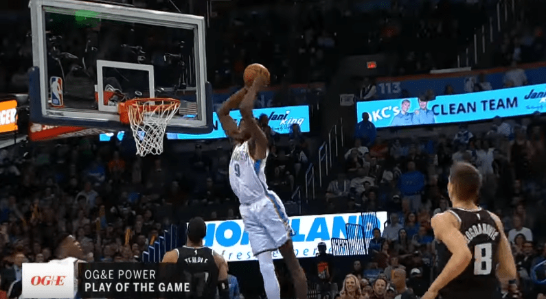 Top 5 : Festival de alley-oops en NBA !
