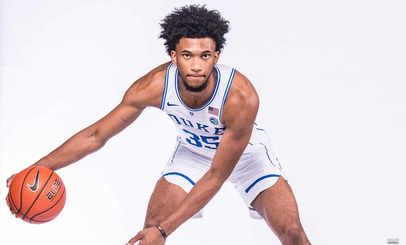 Draft 2018 : Marvin Bagley III quitte bien Duke