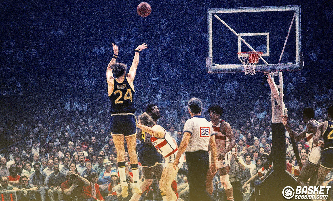 Rick Barry, le bûcher du vaniteux