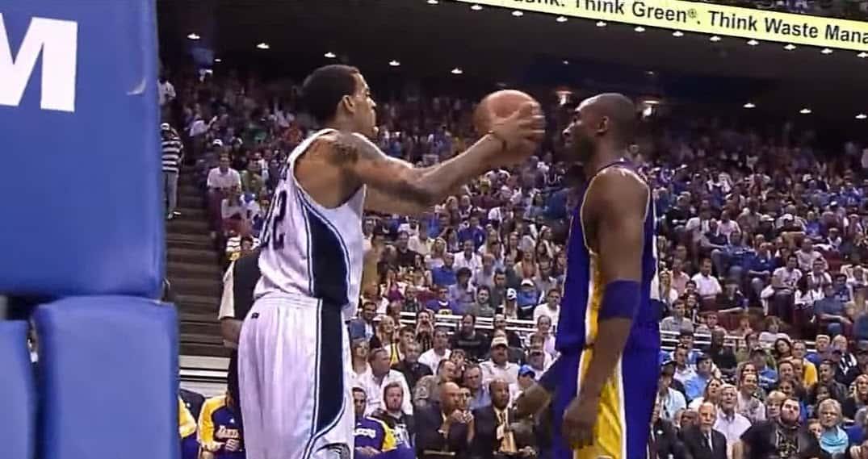 Matt Barnes se souvient du moment où Kobe Bryant l'a convaincu