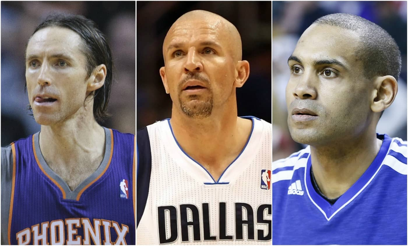 Hall of Fame : Nash, Kidd et Hill introduits, pas Ray Allen