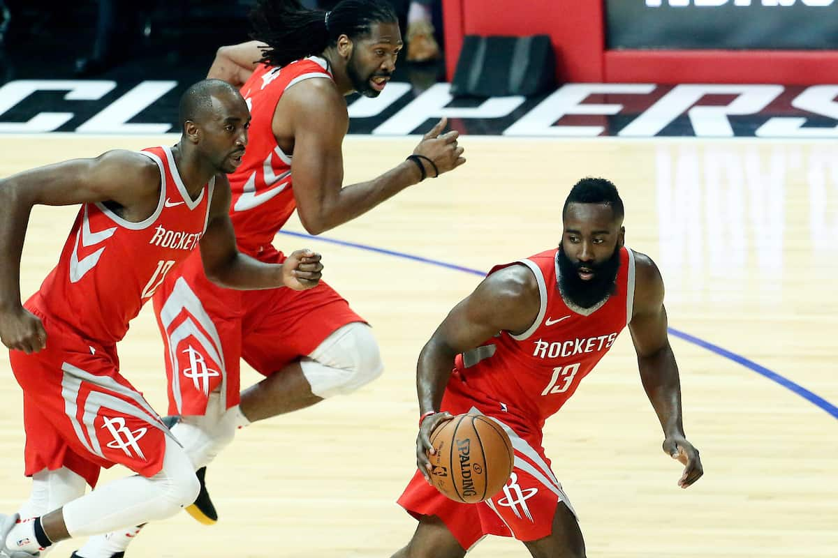 Comment Houston a écrasé Golden State