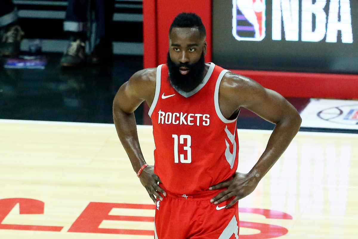 James Harden toujours hanté par les Golden State Warriors