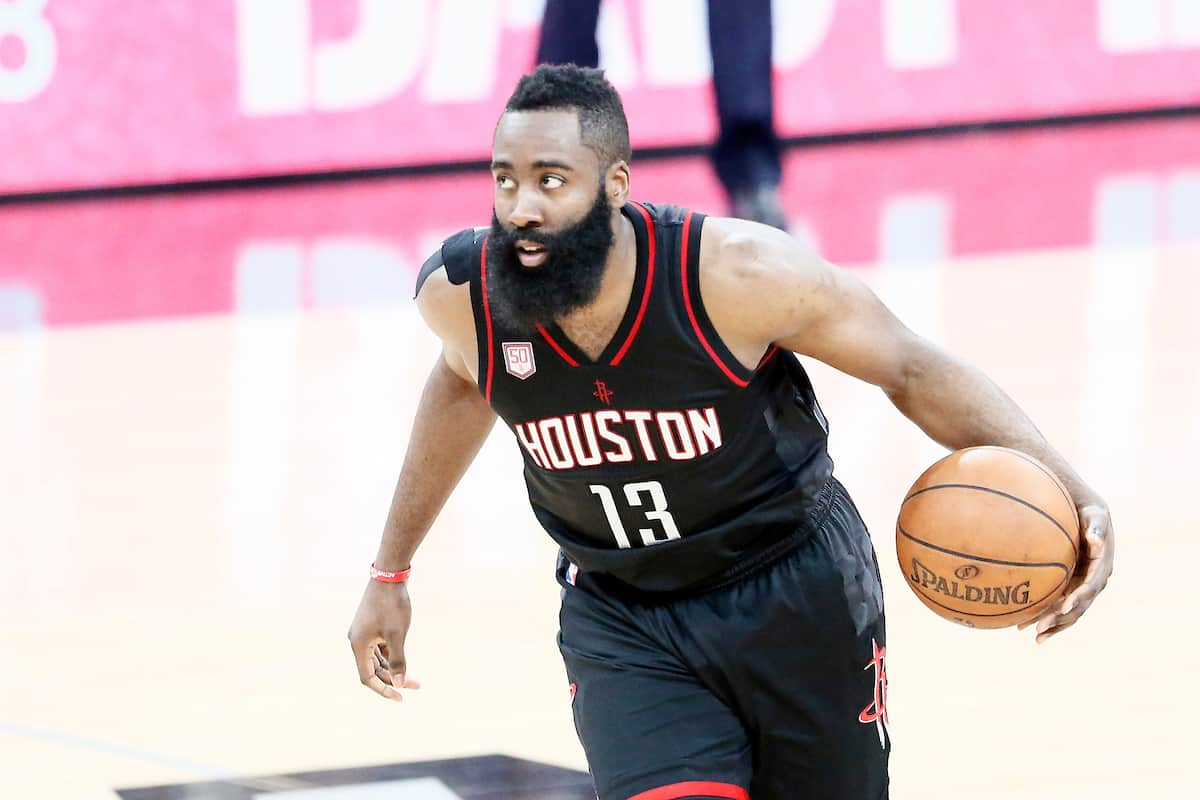 James Harden en route vers le MVP ?