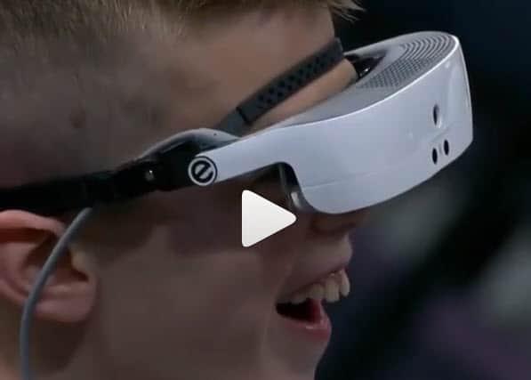 Le magnifique geste de Joe Ingles pour un gamin aveugle