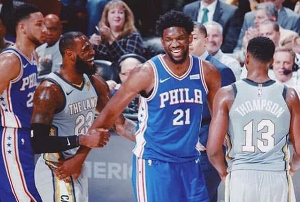 Les Sixers favoris pour LeBron James selon l'ex-GM des Cavs