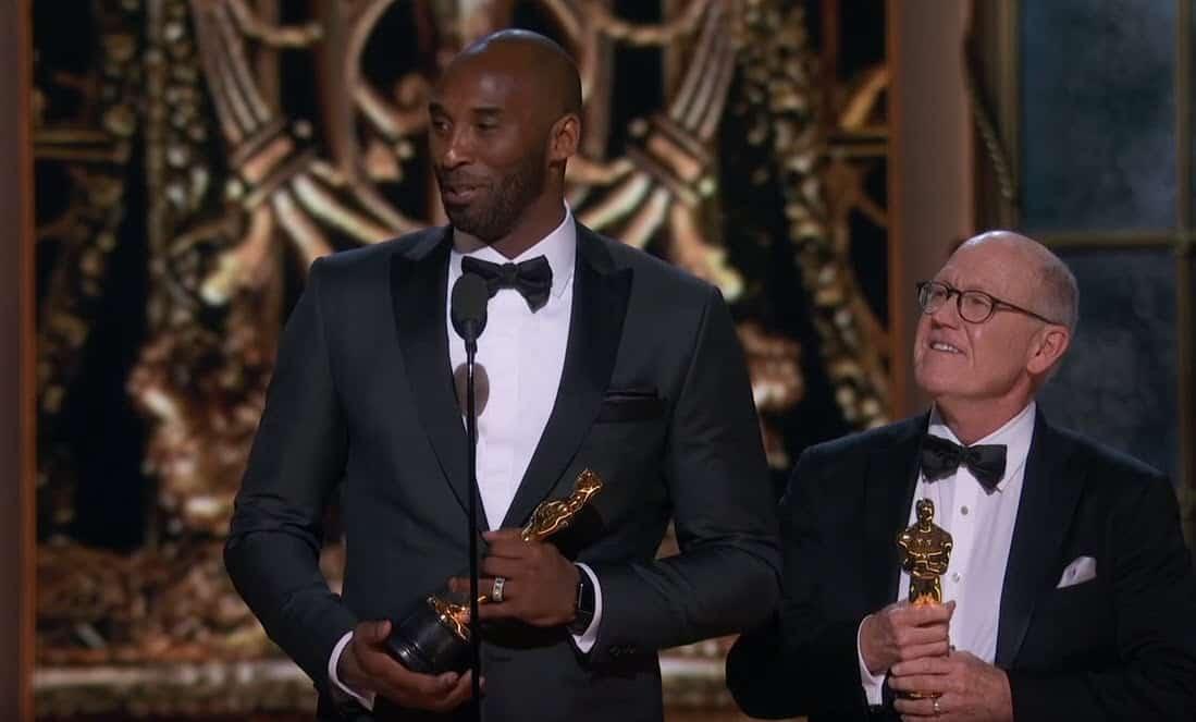 Kobe Bryant récompensé pour