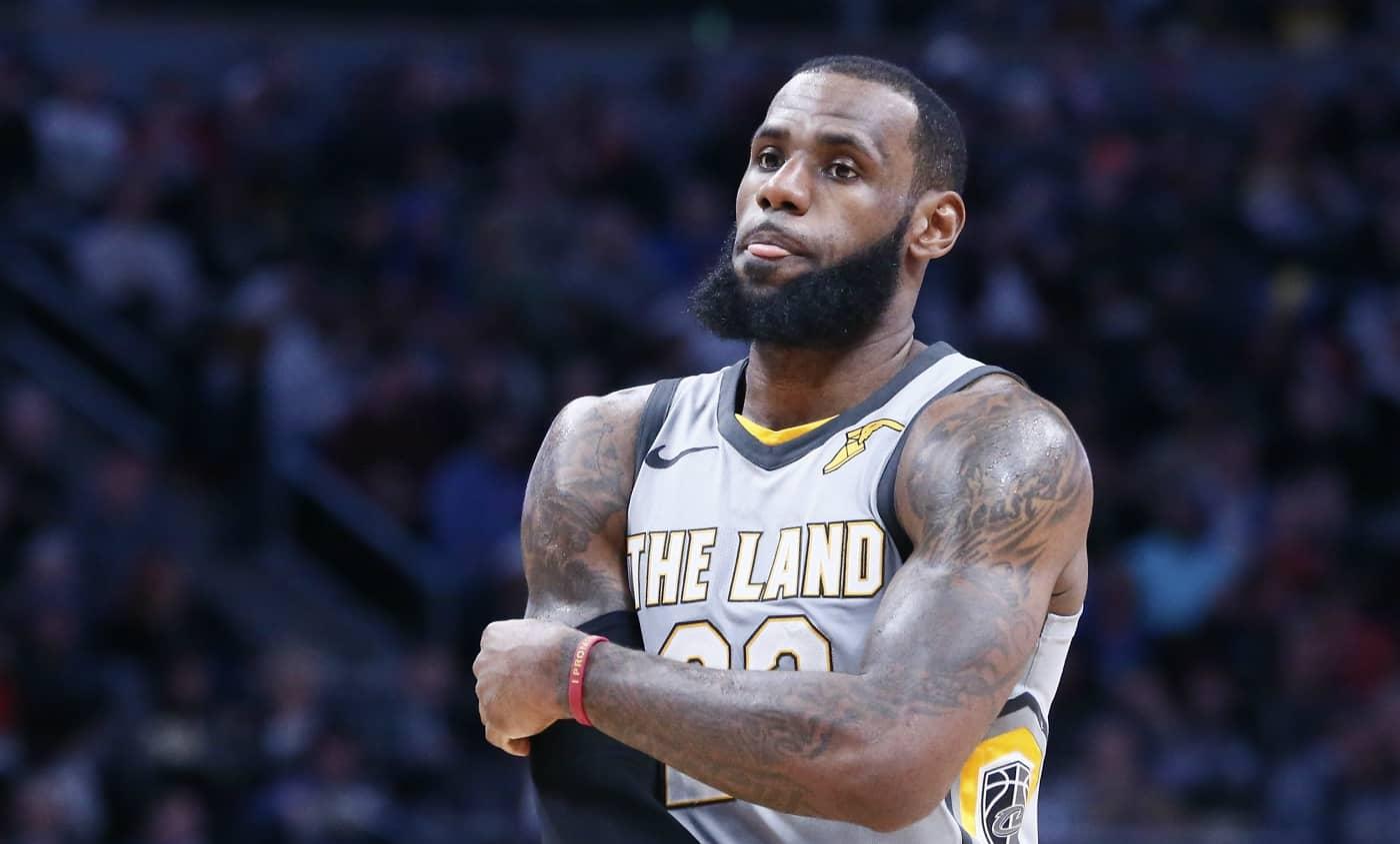 LeBron James sera consulté sur toutes les décisions des Lakers