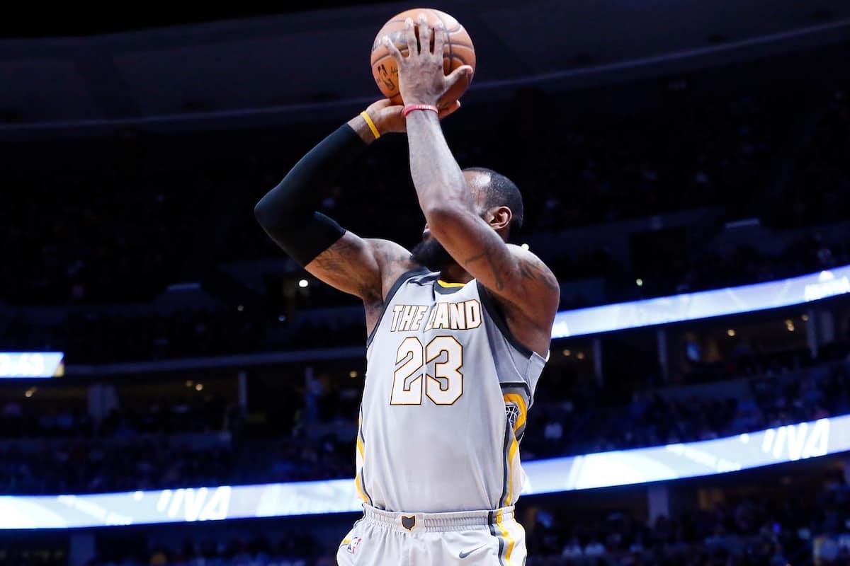 LeBron James a son mot à dire sur le recrutement des Lakers