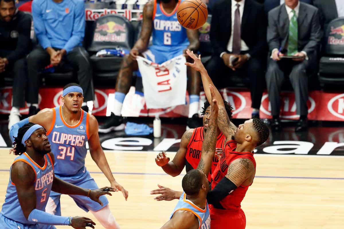13 de suite pour des Blazers qui écartent les Clippers des PO