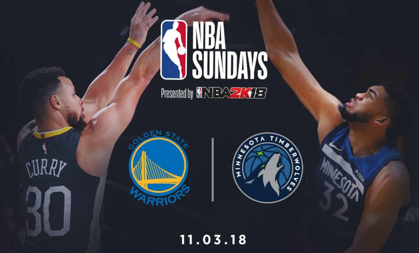 NBA Sunday : Les Warriors dans la gueule du loup ?