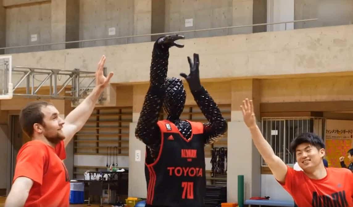 Ce robot japonais shoote-t-il mieux que vous ?