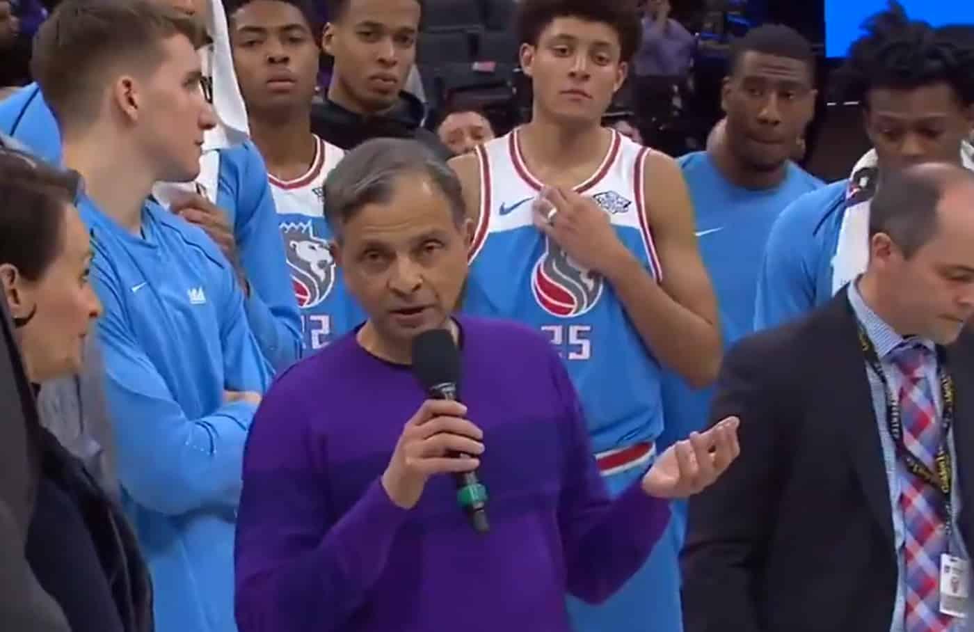 Sacramento et les Kings unis dans la tragédie