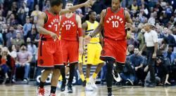 Les Toronto Raptors se méfient du possible statut de favori
