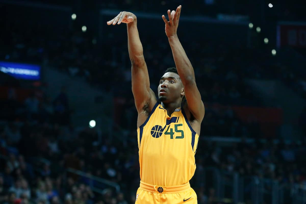 James Harden croit beaucoup en Donovan Mitchell