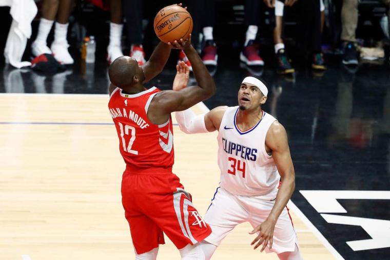 Luc Mbah a Moute pour renforcer la défense des Rockets?