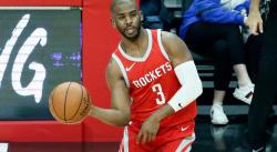 Aucune tension entre Chris Paul et les Houston Rockets