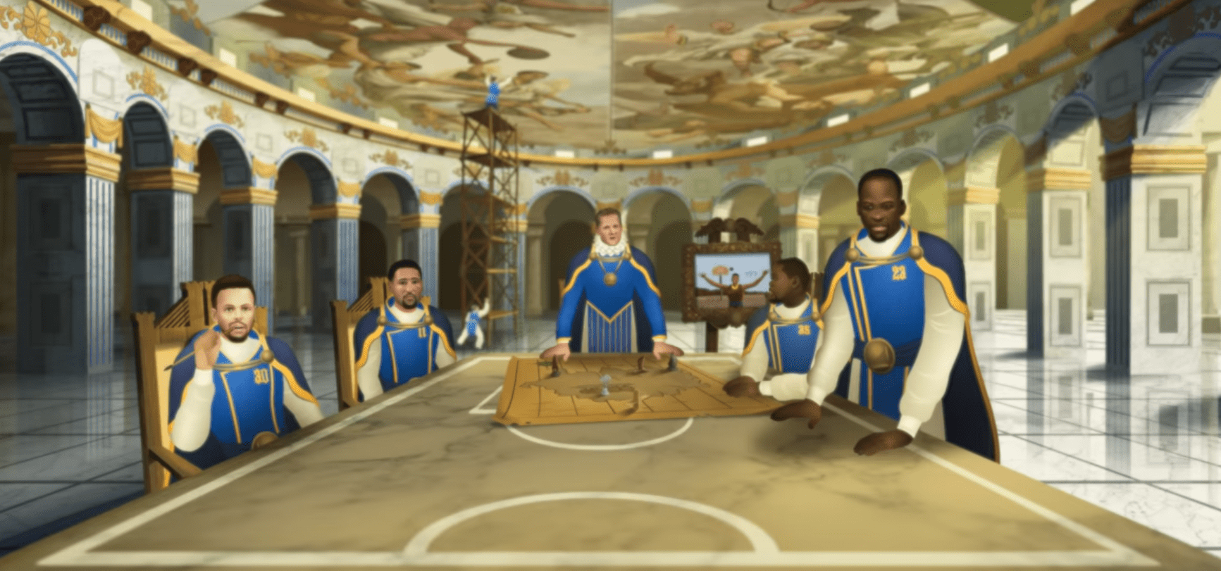 Game of Zones : retour sur l'été doré des Golden State Warriors