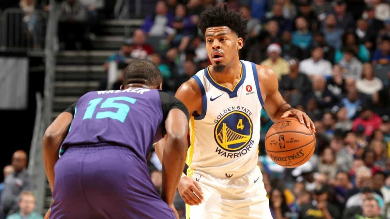 Quinn Cook a gagné sa place aux Golden State Warriors