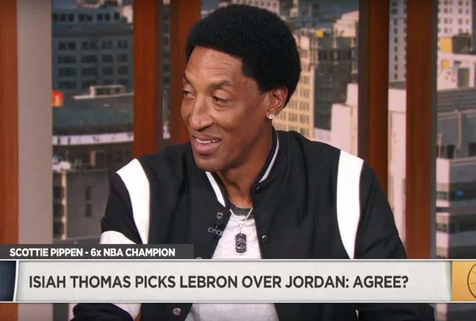 LeBron plus fort que Jordan ? Scottie Pippen répond à Isiah Thomas