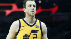 Joe Ingles prolonge l'aventure d'un an de plus au Utah Jazz