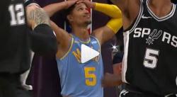 ESPN + Josh Hart, deux fails en une action