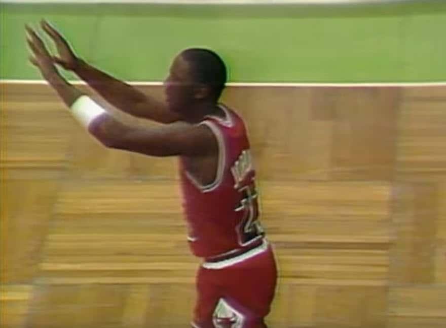 Il y a 32 ans, «Dieu s'est déguisé en Michael Jordan»