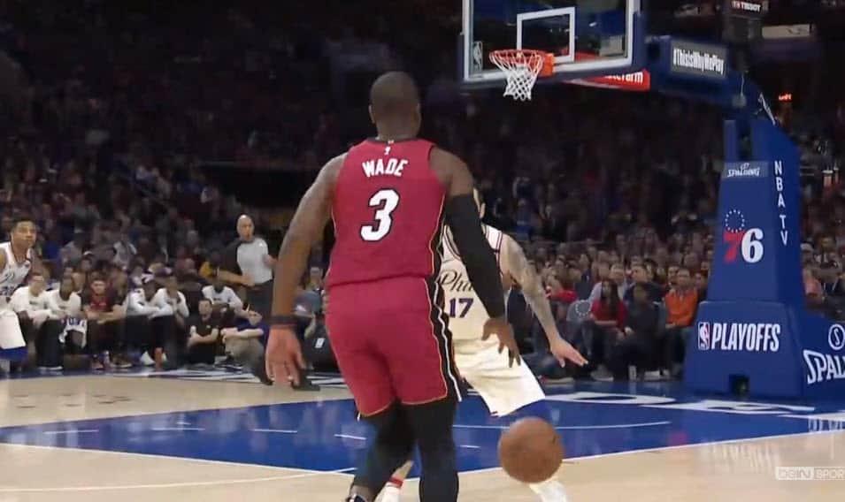 Dwyane Wade ressuscité, le Heat surprend Philly