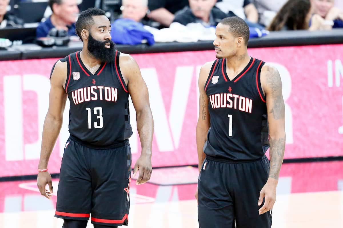 Les Rockets ne veulent pas du statut de favoris