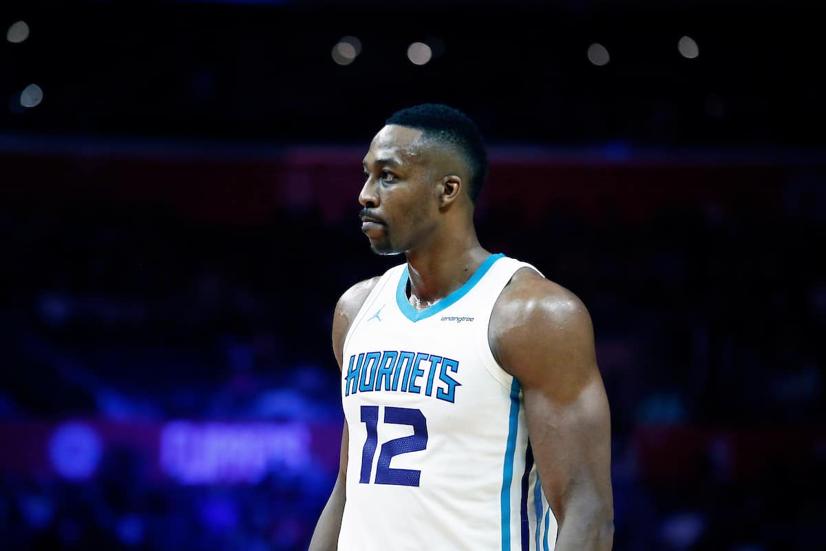 Dwight Howard a des blagues en stock sur Shaquille O'Neal