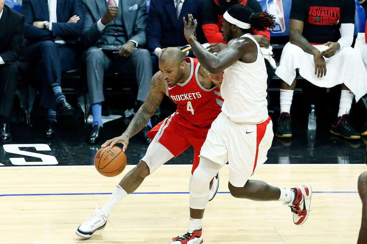 P.J. Tucker pivot, la meilleure combinaison possible pour Houston ?