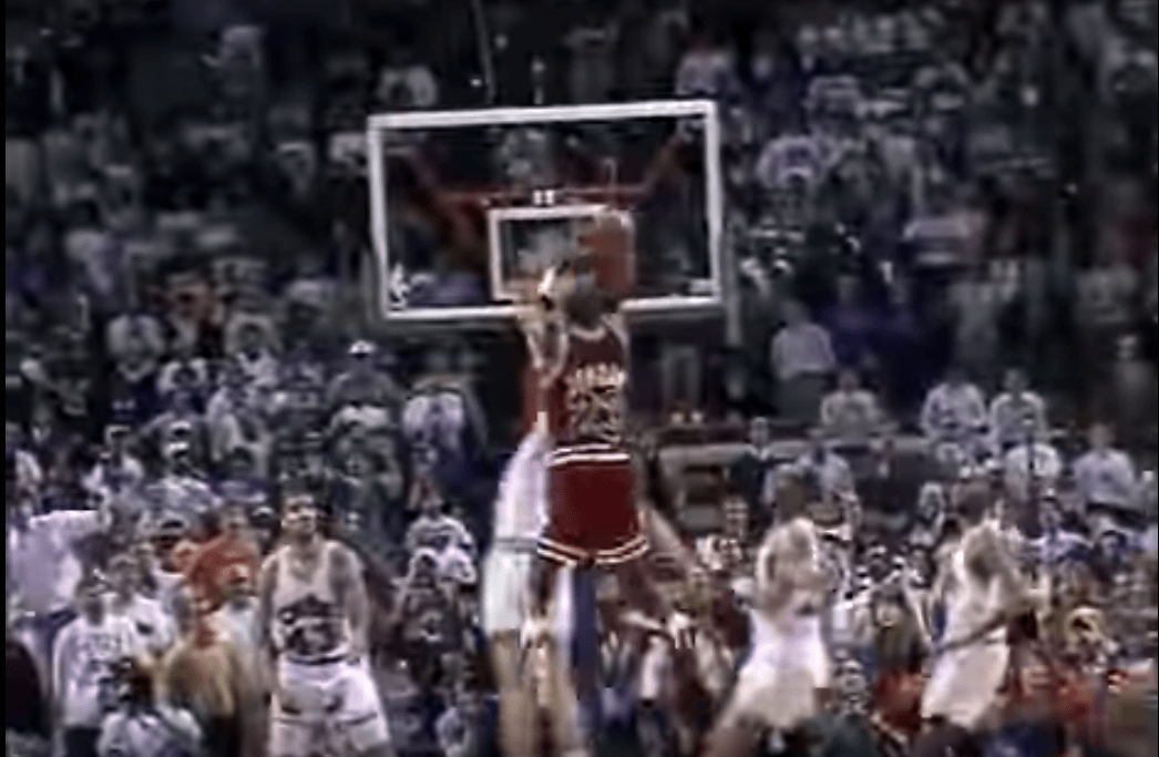 Flashback : il y a 29 ans, Michael Jordan rentrait « The Shot »