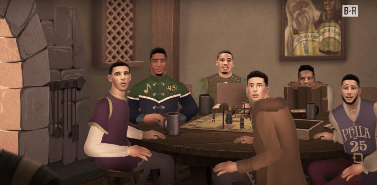 Game of Zones : les rookies s'affrontent lors d'un étrange 2K