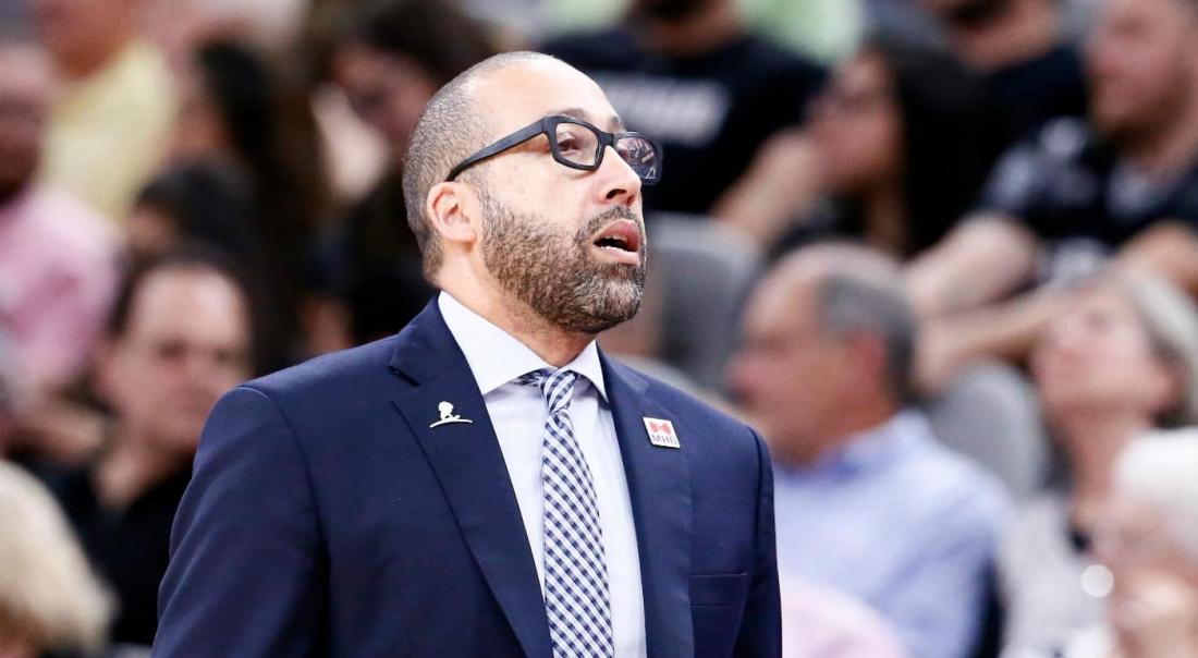 David Fizdale, nouveau coach des Knicks !