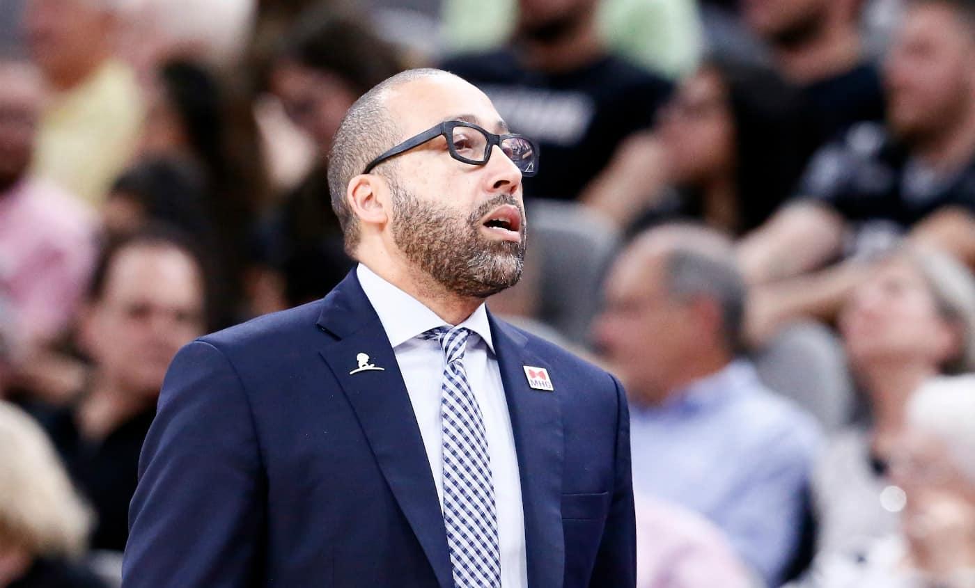 Un peu de répit pour David Fizdale sur le banc des Knicks ?