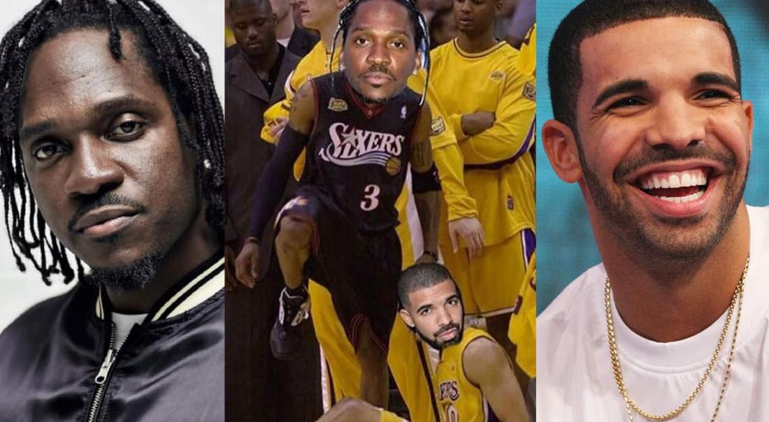 Pusha T sort la pelle pour enterrer Drake, internet s'occupe du reste